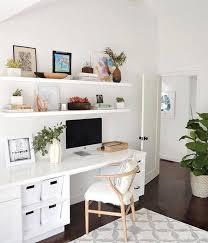computer desk with shelves white shelves above desk shelves ideas