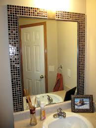 large bathroom mirror ideas mirrors bathroom mirrors wood frame framing mirrors ideas