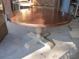 Copper Pedestal 60 Best Copper Table Images On Pinterest Copper Table Houston