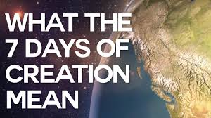 what the 7 days of creation mean swedenborg and life youtube