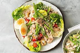 cuisine nicoise salad nicoise with rice