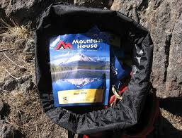 Mountain House Food Rocky Mountain Bushcraft