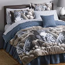snow leopard bedding sets 8764