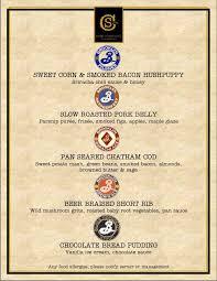 beer menu detail beer restaurant brochure vector alcohol menu