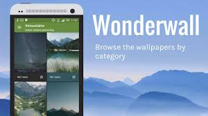 wonderwall hd nature wallpaper with unique features android