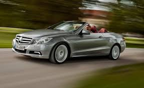 mercedes e class convertible for sale 2011 mercedes e class e350 e550 cabriolet the car s