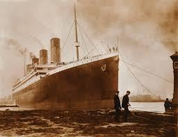 did a coal fire sink the titanic cnn video