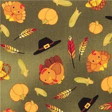 olive green fabric thanksgiving quilting treasures retro