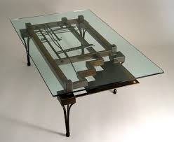 custom made coffee tables steel glass coffee tables table bases custom made lisa