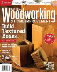 Woodworking Magazine Canada by Covers Sell