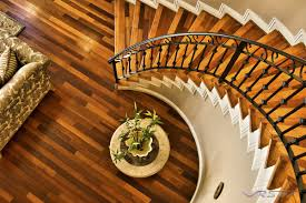 nice wooden spiral staircase u2014 railing stairs and kitchen design