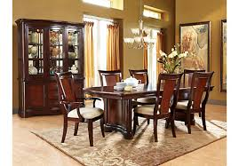 granby merlot 5 pc rectangle dining room dining room sets dark wood