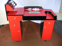 the stylish and multifunctional manicure tables home design by john