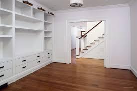 white oak floor in atlanta home renovation