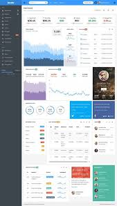 kode responsive admin dashboard template dashboard template