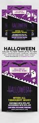 halloween costume sales flyer by designblend graphicriver