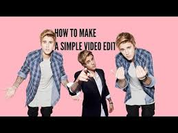 how to make fan edits how to make a fan edit beginner videominecraft ru