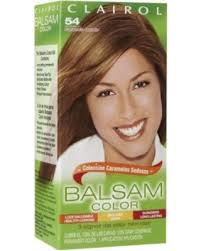 light golden brown hair color big deal on balsam hair color 54 light golden brown 1 kit pack of 6