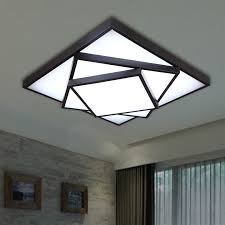 aliexpress com buy square led ceiling light modern brief diy