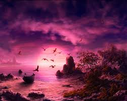 girly background pictures for desktop fantasy art sunset wallpaper desktop jpg 1280 1024 fantasy