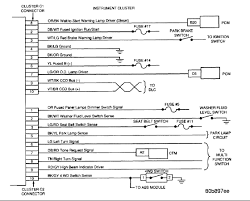 2000 dodge radio wiring diagram wiring diagrams