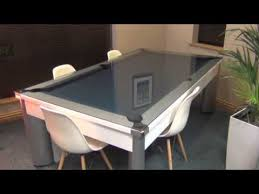 fusion pool dining table fusion pool dining table youtube