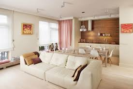 Interior Design Ideas For Living Room And Kitchen Best  Small - Open plan kitchen living room design ideas