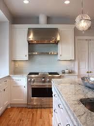 tiles for kitchen backsplashes kitchen backsplash blue subway tile gen4congress