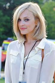fearne cotton hair blonde mid length like mine right now only
