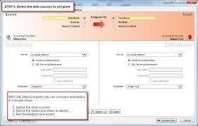 sql server compare tables redgate amrut software