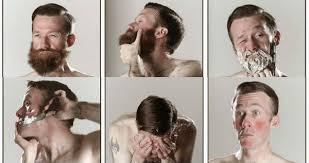 Beard Shaving Meme - 9 bearded men who look dramatically different after shaving imglulz