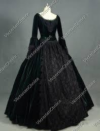 Marie Antoinette Halloween Costume Marie Antoinette Renaissance Fair Queen Dress Ball Gown Theater