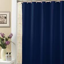 Threshold Medallion Shower Curtain by Dark Blue Shower Curtain Home Living Room Ideas