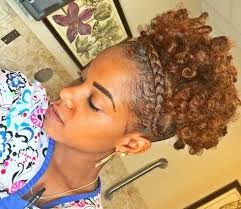 natural hair updo for 50 women 50 cute updos for natural hair short natural hair updo and curly