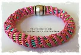 bracelet braid kit images Kumihimo bracelet kits jpg
