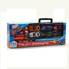 box car for kids 12pcs set kids model toy car kits gift box packing plastic big