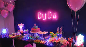 neon party ideas kara s party ideas neon themed tween party with lots of