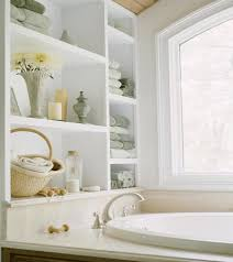 shelves in bathrooms ideas small bathroom shelves nrc bathroom