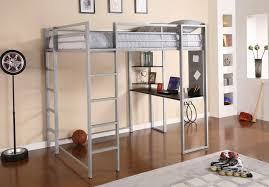 High Sleeper With Futon Loft Bed With Futon Chair Roselawnlutheran