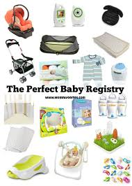 registry for baby shower the baby registry favorites