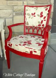 White Upholstered Dining Room Chairs by Red Upholstered Dining Room Chairs Gen4congress Com