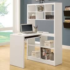 Kids Corner Desk White Sauder Corner Desk With Hutch Design You Intended For Brilliant
