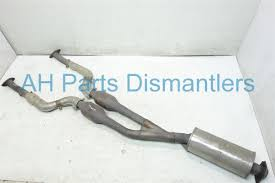lexus is 250 muffler buy 275 2009 lexus is 250 exhaust pipe b mid pipe 17410 31g60