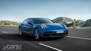 porsche panamera interior 2016 2017 porsche panamera revealed new looks new interior new