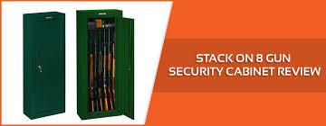 gun security cabinet reviews stack on 8 gun security cabinet review gcg 908 best gun safe