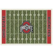 Ohio State Runner Rug Buy Ohio State Team Rug From Bed Bath Beyond