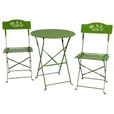 Lime Green Bistro Table And Chairs Enchanting Lime Green Bistro Table And Chairs With The 25 Best