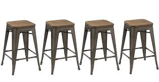 industrial metal bar stools with backs unique rustic bar stools design today agreeable height walmart with