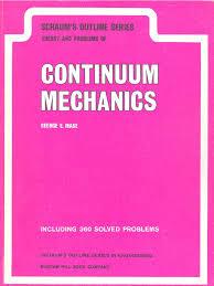 continuum mechanics mase