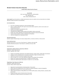 Sample Sales Executive Resume by Cover Letter Medical Sales
